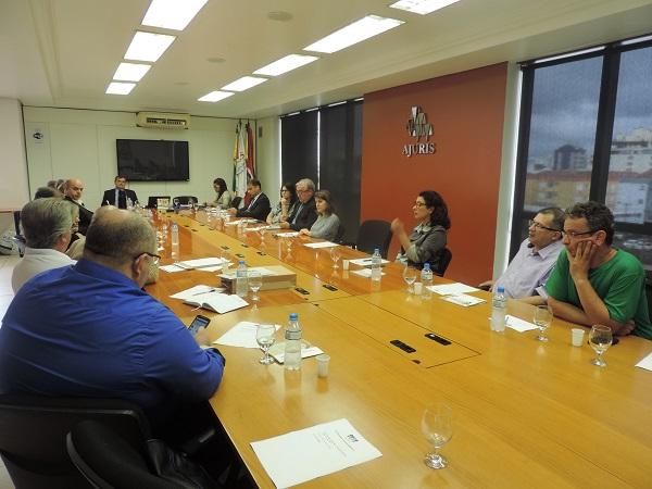 União gaúcha retoma discussões sobre os projetos de divisão do IPE